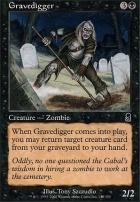 Odyssey Foil: Gravedigger