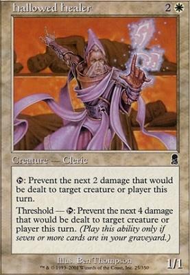 Odyssey: Hallowed Healer