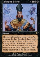 Odyssey Foil: Haunting Echoes