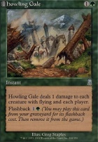 Odyssey Foil: Howling Gale