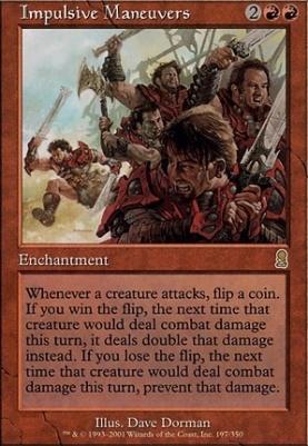 Odyssey: Impulsive Maneuvers