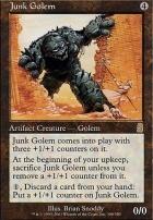 Odyssey Foil: Junk Golem