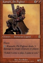 Odyssey: Kamahl, Pit Fighter