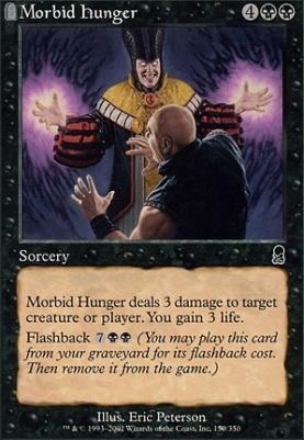 Odyssey Foil: Morbid Hunger