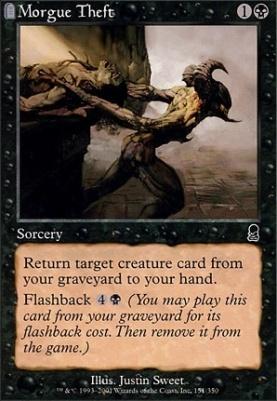 Odyssey: Morgue Theft