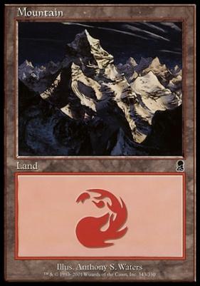 Odyssey: Mountain (343 A)