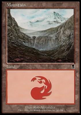 Odyssey: Mountain (345 C)