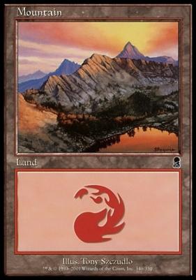 Odyssey: Mountain (346 D)