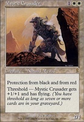 Odyssey: Mystic Crusader