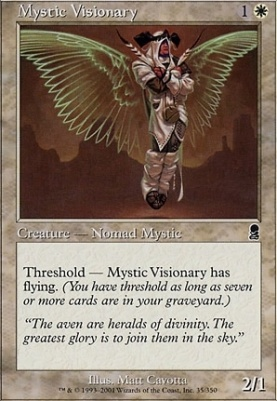 Odyssey Foil: Mystic Visionary