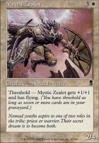 Odyssey Foil: Mystic Zealot