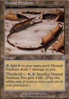 Odyssey Foil: Nomad Stadium