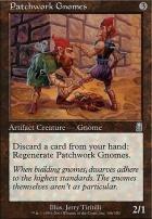 Odyssey: Patchwork Gnomes