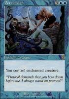 Odyssey Foil: Persuasion