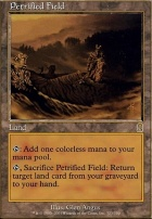 Odyssey: Petrified Field