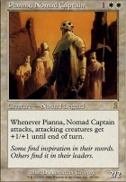 Odyssey Foil: Pianna, Nomad Captain