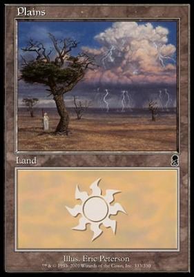 Odyssey: Plains (333 C)
