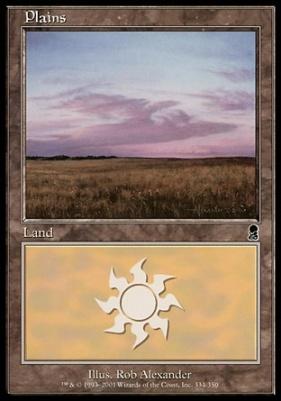 Odyssey: Plains (334 D)