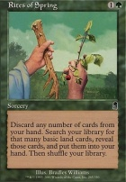 Odyssey Foil: Rites of Spring