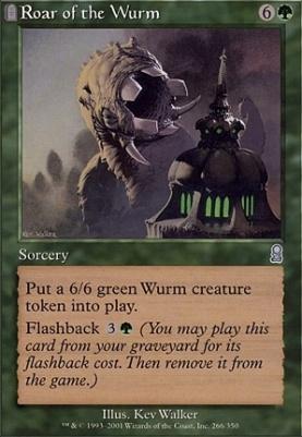 Odyssey: Roar of the Wurm