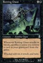 Odyssey: Rotting Giant