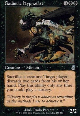 Odyssey: Sadistic Hypnotist