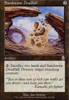 Odyssey: Sandstone Deadfall