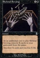 Odyssey Foil: Skeletal Scrying