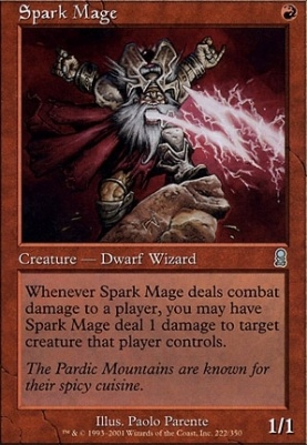 Odyssey: Spark Mage