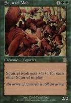 Odyssey: Squirrel Mob