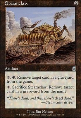 Odyssey: Steamclaw