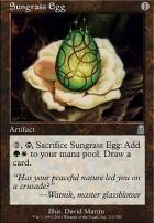 Odyssey: Sungrass Egg