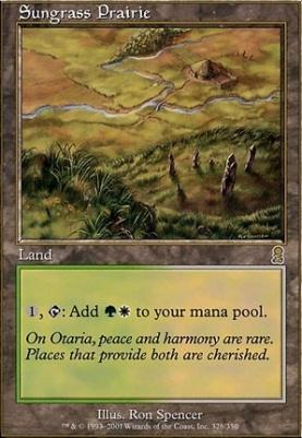 Odyssey: Sungrass Prairie