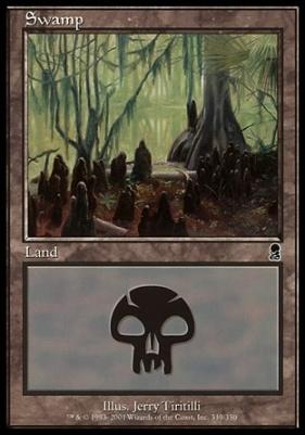 Odyssey: Swamp (339 A)