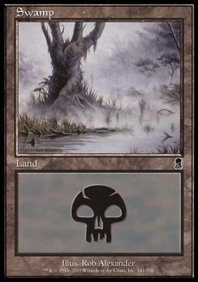 Odyssey: Swamp (341 C)