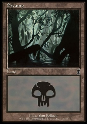 Odyssey: Swamp (342 D)