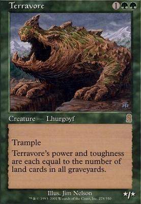 Odyssey Foil: Terravore