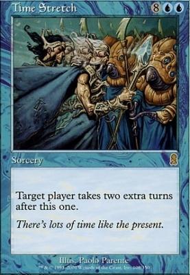 Odyssey: Time Stretch