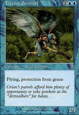 Odyssey Foil: Treetop Sentinel