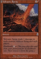 Odyssey Foil: Volcanic Spray