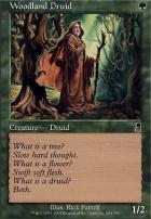 Odyssey Foil: Woodland Druid