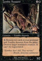 Odyssey Foil: Zombie Assassin