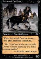 Onslaught: Accursed Centaur