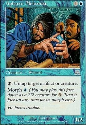 Onslaught Foil: Aphetto Alchemist