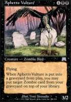 Onslaught Foil: Aphetto Vulture