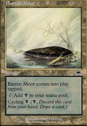 Onslaught: Barren Moor