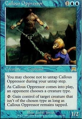 Onslaught: Callous Oppressor