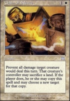 Onslaught Foil: Chain of Silence