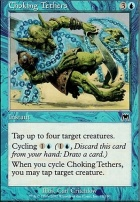 Onslaught Foil: Choking Tethers