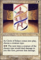 Onslaught Foil: Circle of Solace